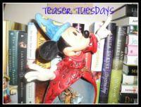 Teasing Mickey