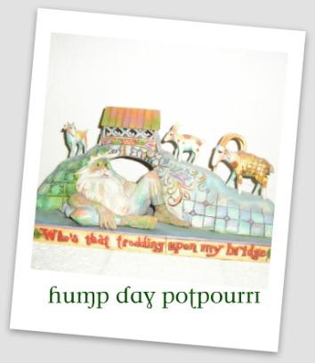 hump day potpourri logo