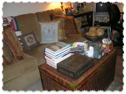My Office Sofa