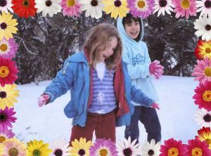 Fiona & Aubrey - Age 7