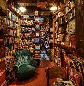 A Cozy Book Room