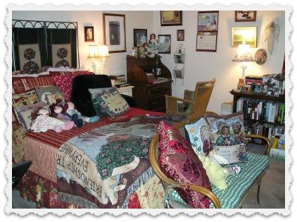 boudoir in late august