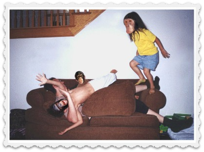 Craig & A Barrel of Monkeys