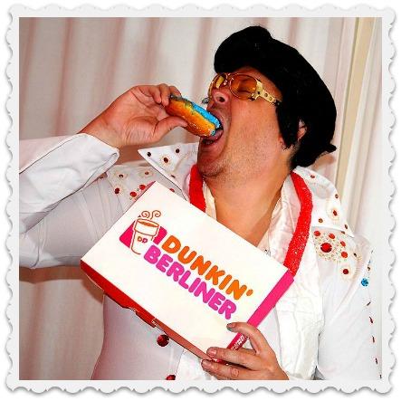 Dunkin Berliner blogger