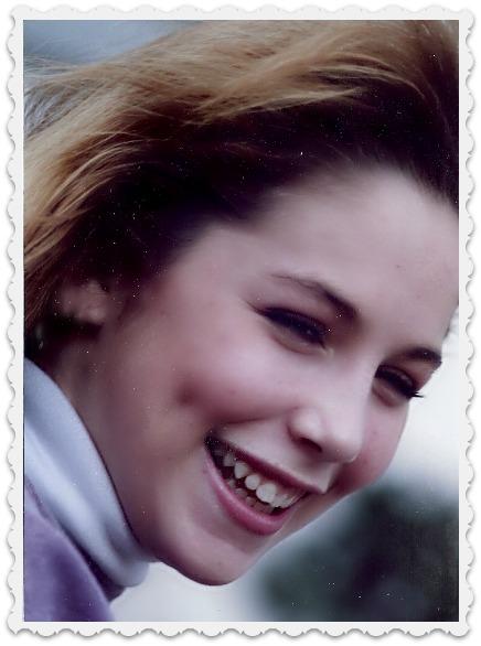heather at age fourteen