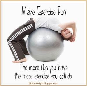Make-Exercise-Fun