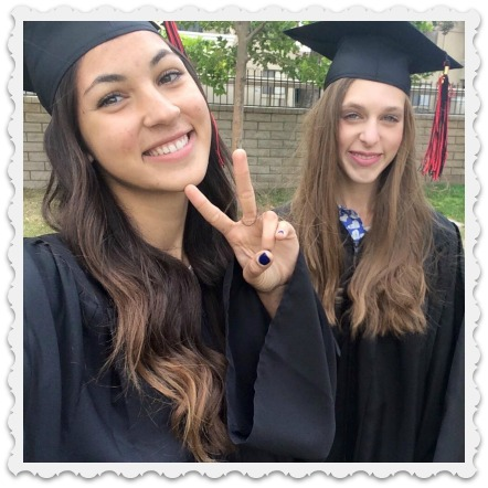 The graduate - Aubrey, left