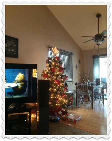 O Christmas Tree - at Heather's