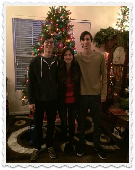 The Three A's - Dec 25, 2015