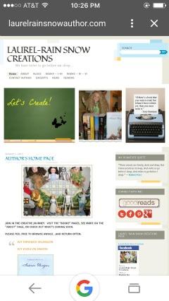 website screenshot - jan