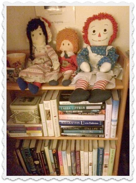 another office shelf - sept 29