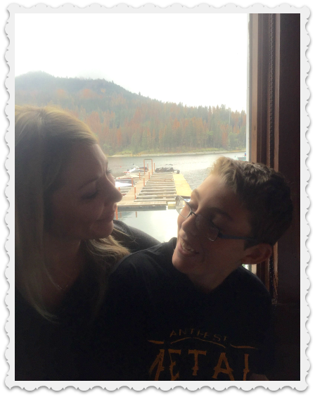Heather & Noah - Mother's Day Brunch - Bass Lake