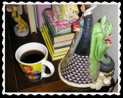 June 17 - coffee morning