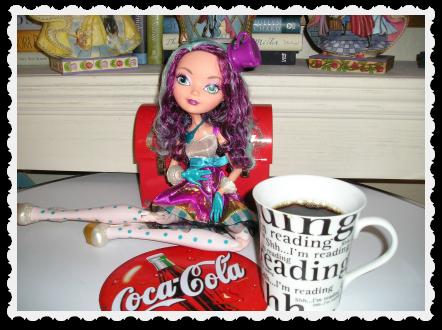 June 5 Madeine Hatter & Coffee Cup